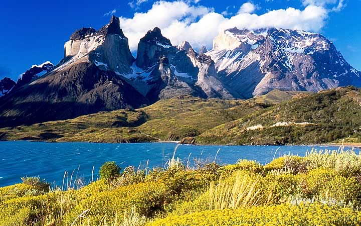 Parque Nacional Torres Del Paine - Chile