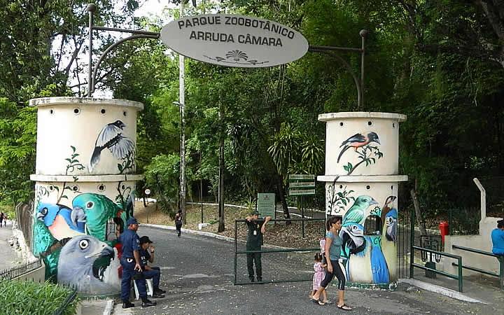Parque Zoobotânico Arruda Câmara