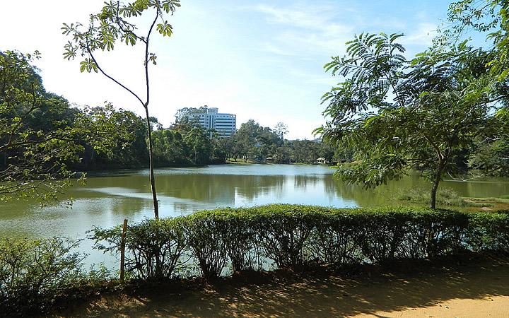 Parque da Lajinha - Juiz de Fora