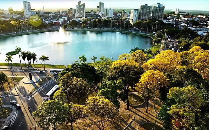 Parque sólon Lucena