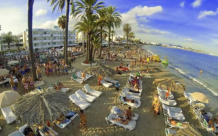 Platja d'en Bossa - Ibiza