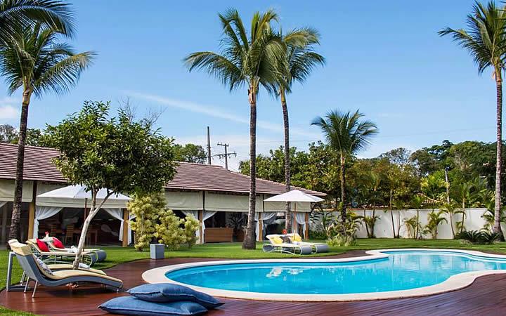 Pousada Villa Palmeira Azul Suítes de Charme - Arraial d' Ajuda