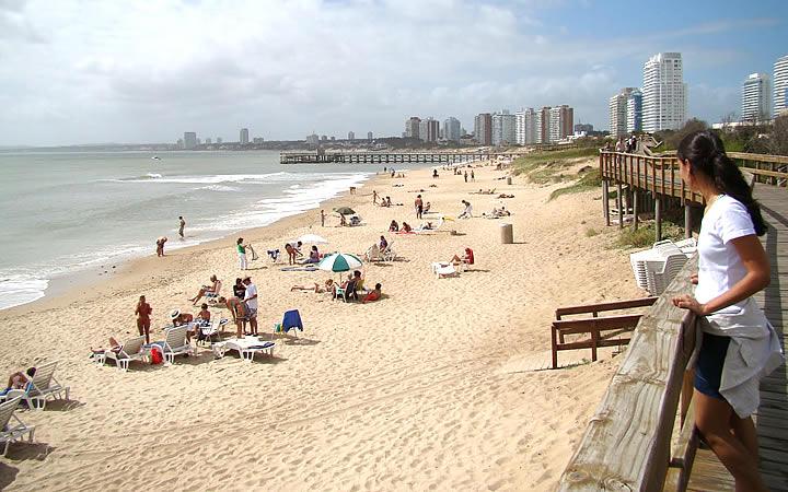 Praia Mansa - Punta Del Este