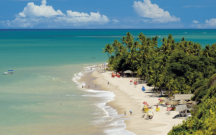 Praia da Ponta do Seixas - Aracaju