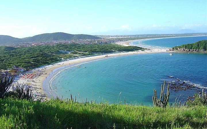 Praia das Conchas - Região dos Lagos