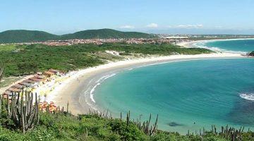 Praia de Cabo Frio - Região dos Lagos