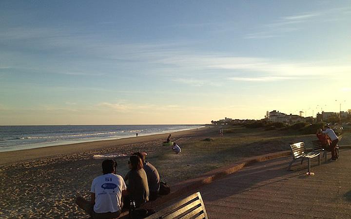 Praia de Carrasco - Montevidéu