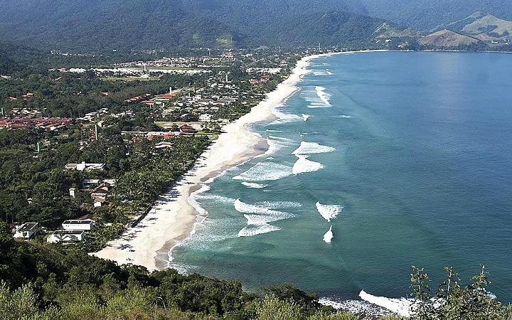 Praia de Maresias - Litoral Paulista