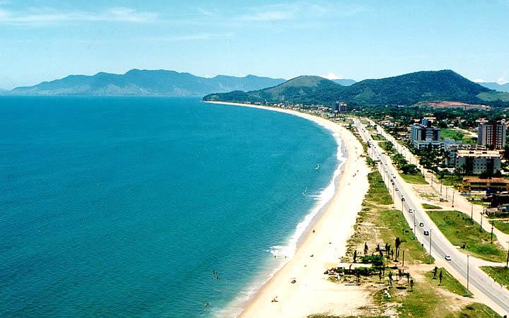 Praia de massaguaçu - Litoral Paulista