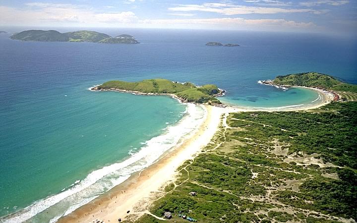 Praia do Peró e das Conchas - Região dos Lagos