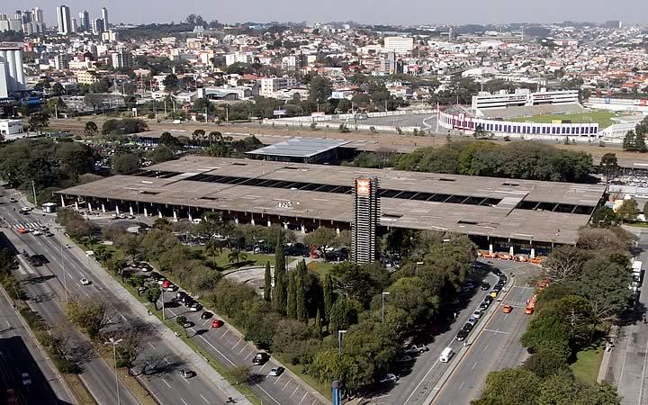Rodoferroviária - Curitiba