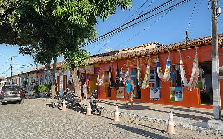 Rua Mucugê - Arraial d' Ajuda