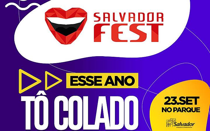 Salvadorfest - Evento