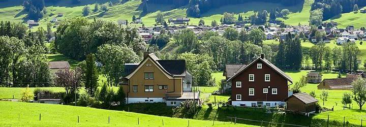 Suíça - interior