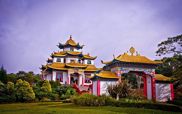 Templo Budista - Três Coroas - Serra Gaúcha