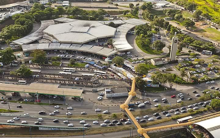 Terminal rodoviário de Salvador