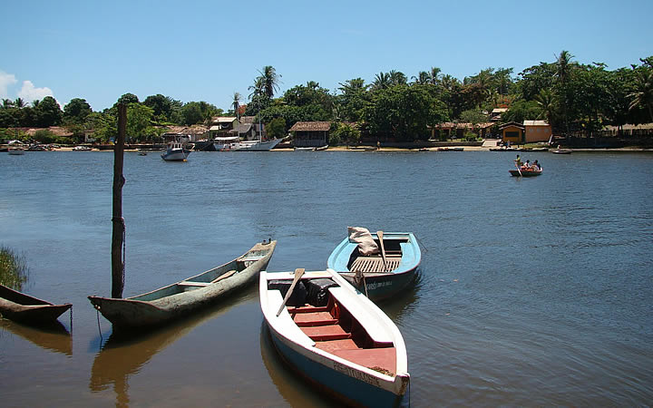 Travassia de Caraíva - Arraial d' Ajuda