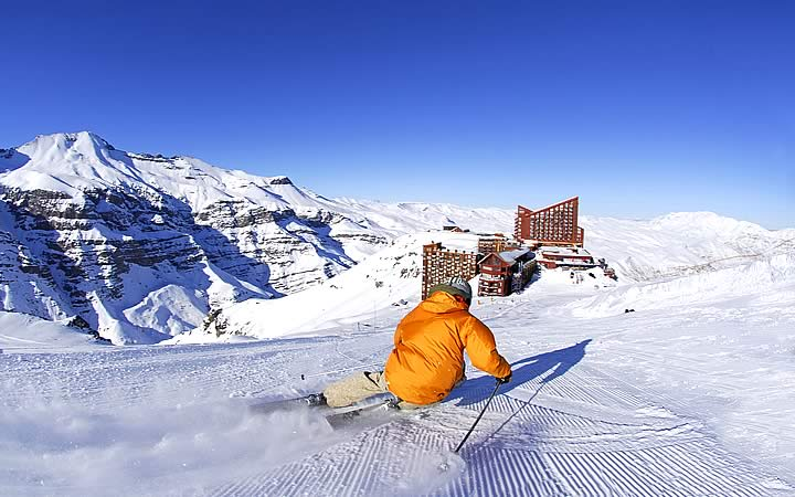 Valle do Nevado