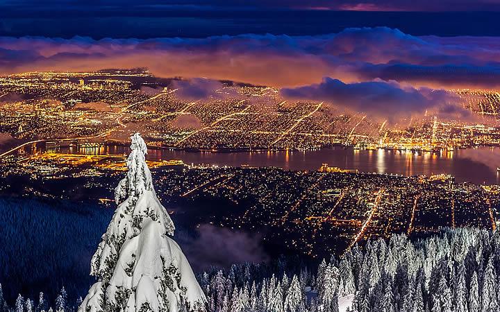 Vancouver - Visão da Cidade