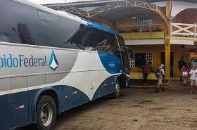 Viação Rapido Federal - ônibus rumo Salvador