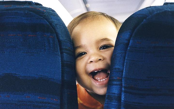 Viajando com Bebê no ônibus
