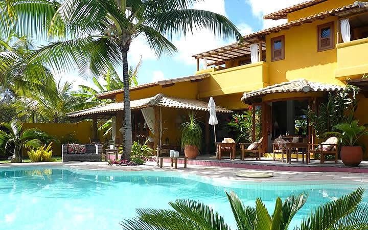 Villa 2 Santos - Arraial d' Ajuda