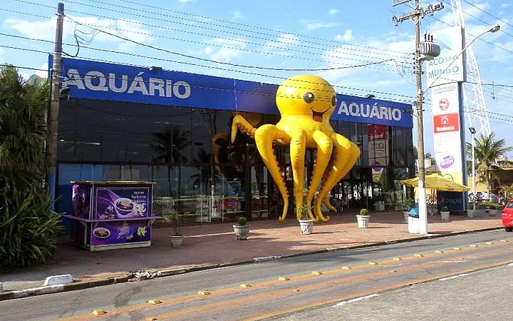 Acqua Mundo em Guarujá