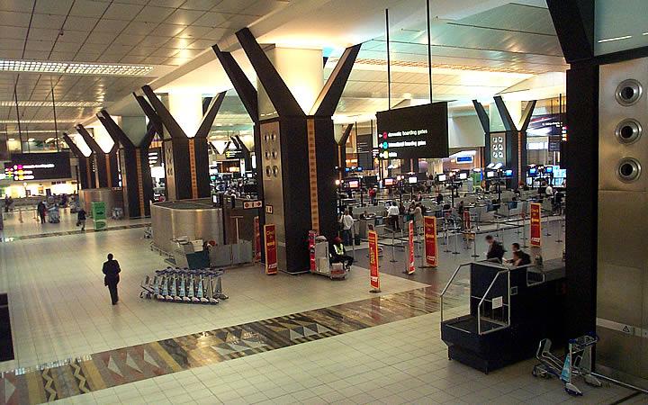 Aeroporto internacional Oliver Tambo -Joanesburgo