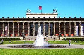 Altes Museu Berlim Ilha