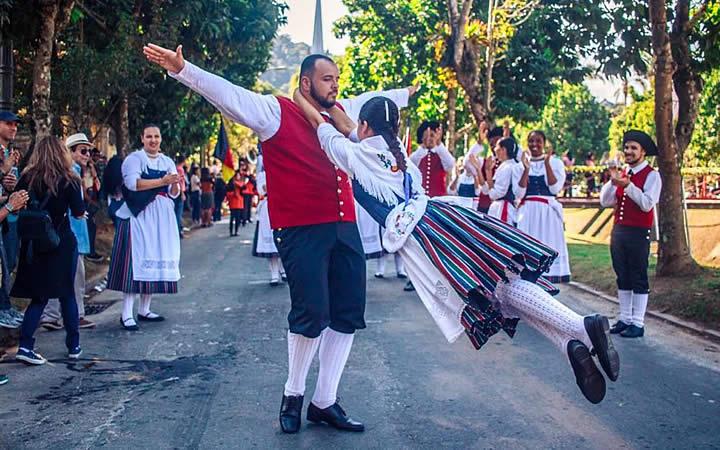 Baunernfest - Danças Folclóricas