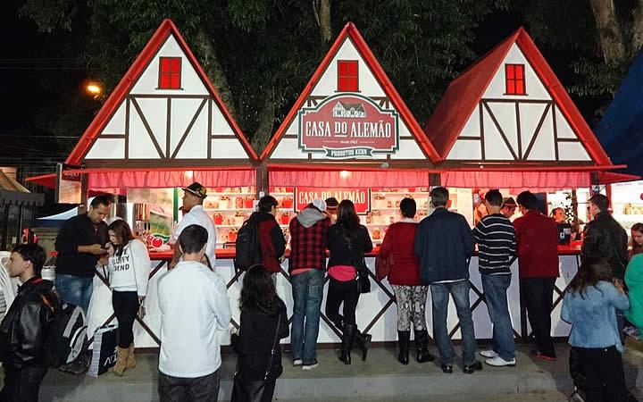 Baunernfest - Quiosque da Casa do Mamão