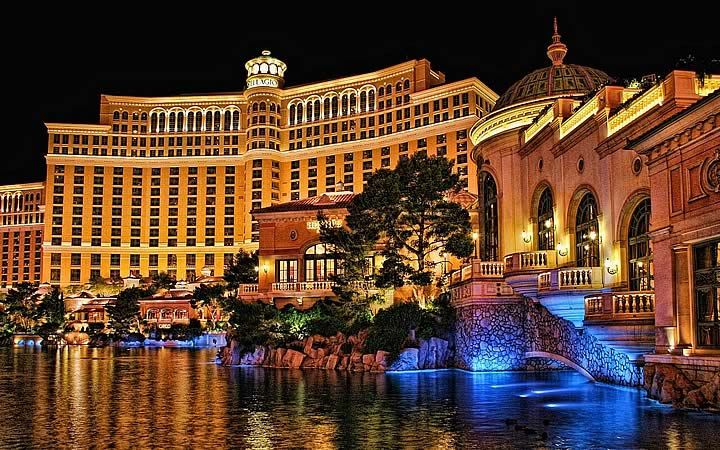Bellagio Cassino em las Vegas