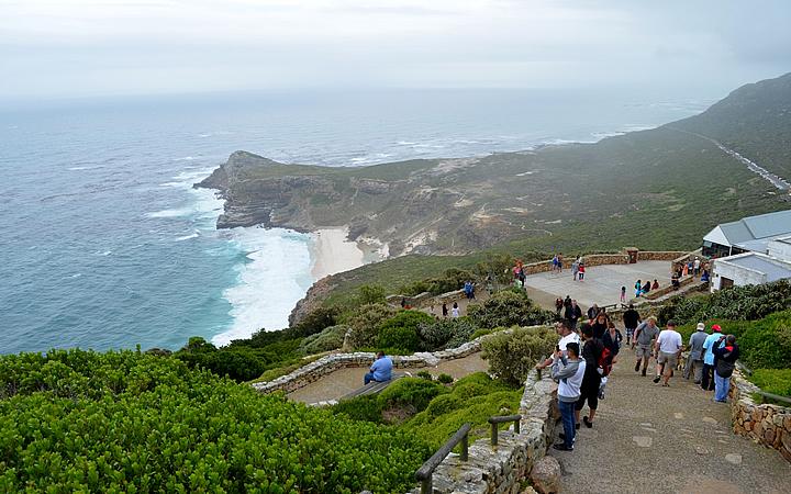 Cabo da Boa Esperança - Cidade do cabo - Africa do Sul