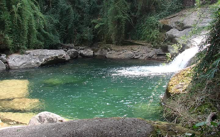 Cachoeira Itaporani - Itatiaia