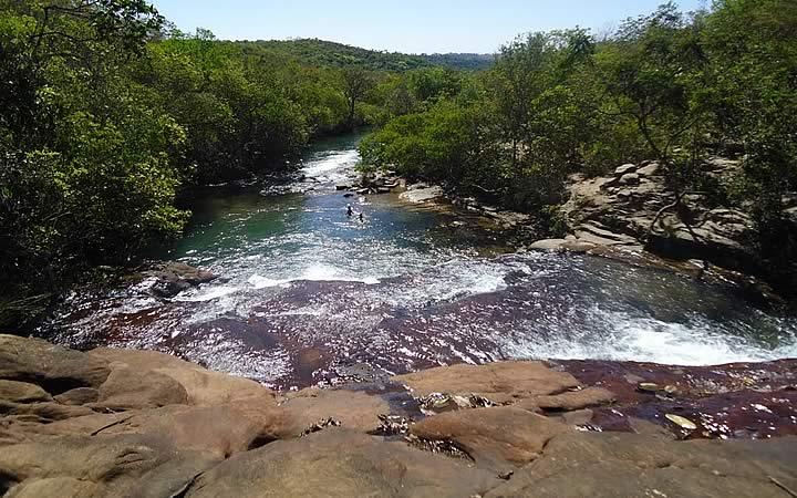Cachoeira da Martinha em Chapada dos Guimarães