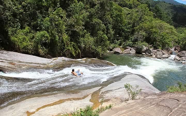Cachoeira em Visconde de Mauá