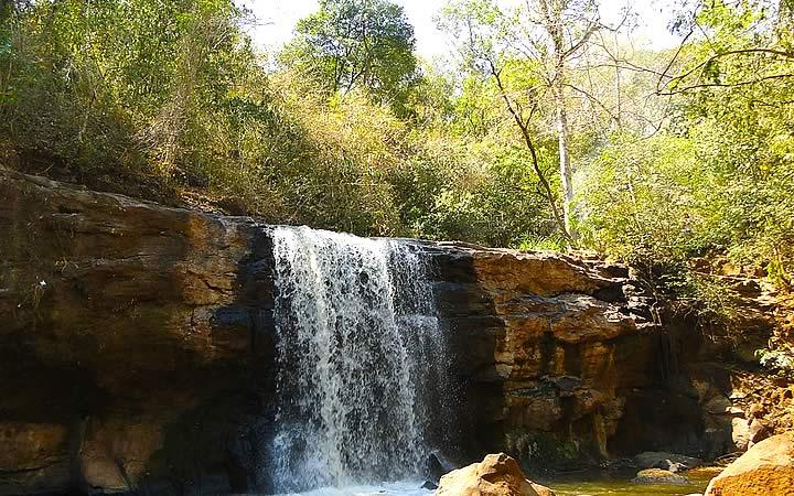 Cachoeiras de Campo Grande - MS