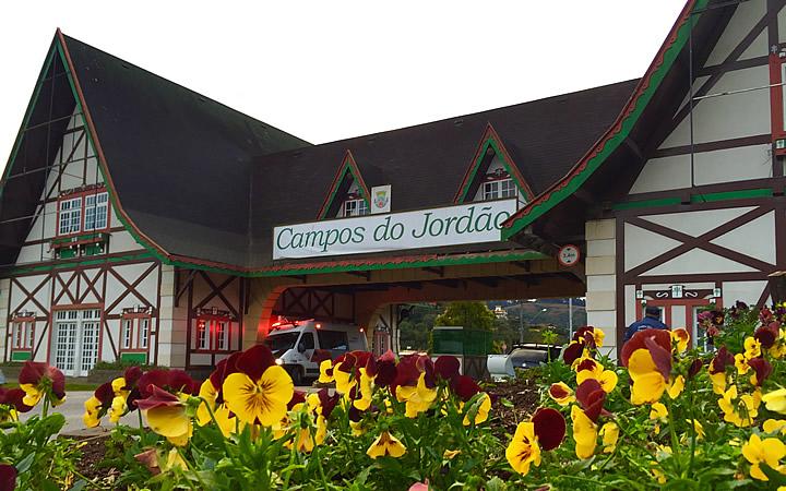 Campos do Jordão - Destino romântico