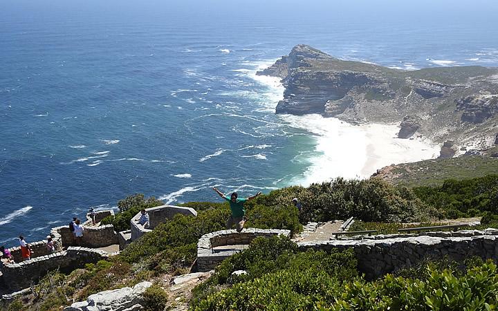 Cape Point em Joanesburgo