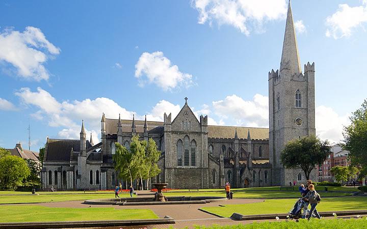 Catedral St Patrick - Dublin