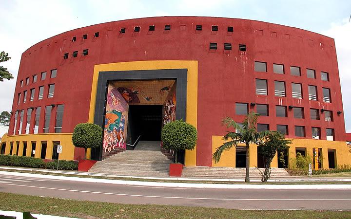 Centreventos Cau Hansen em Joinville