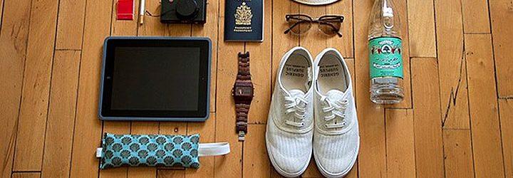 Coisas que você pode levar e coisas que você não pode levar no avião
