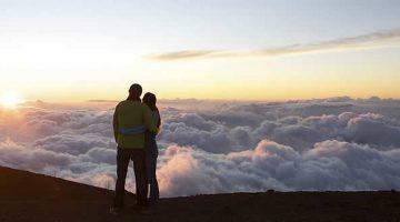Destinos românticos para viajar