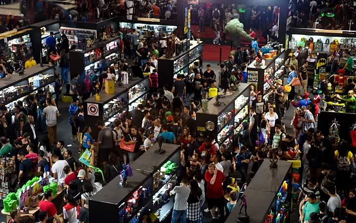 Evento - Brasil Game Show