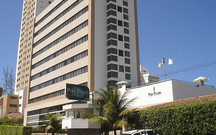 Hotel Pisa Plaza em Salvador