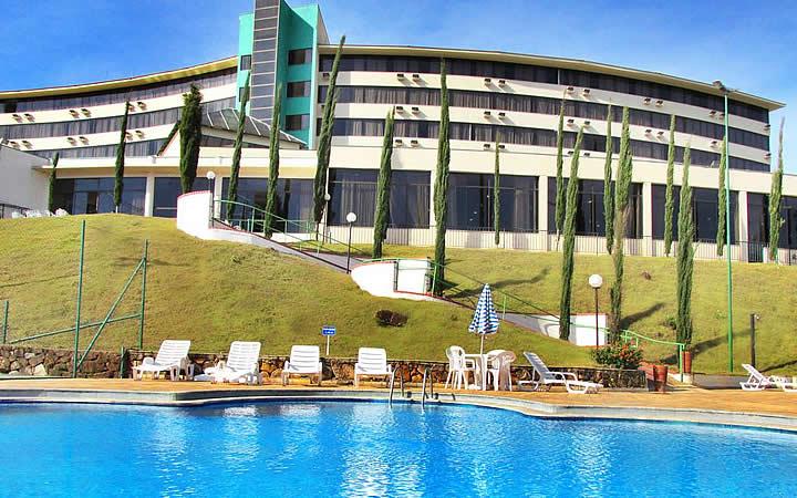 Hotel golden park em Poços de Caldas