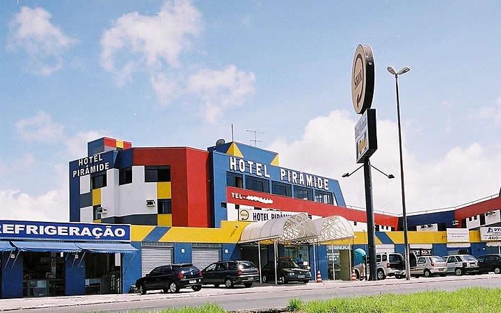 Hotel pirâmide - Salvador