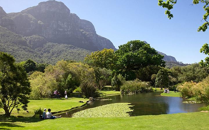 Jardim Botânico Nacional Kirstenbosch - Cidade do Cabo