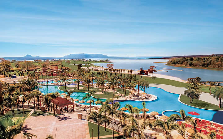 Malai Manso Resort Iate Golfe Convention & Spa