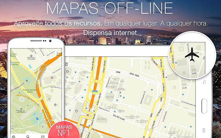 Mapa offline